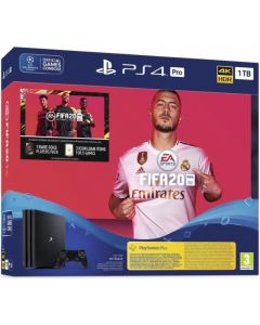 Sony PS4 Pro 1TB G + FIFA 20 + FUTVCH + PS 14 Days 138601
