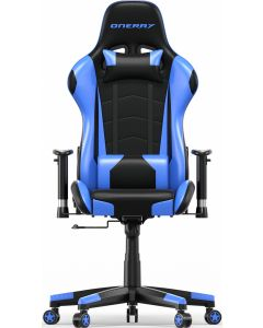 Oneray Blue Gaming Chair Μπλε
