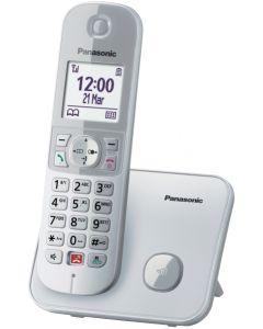 Ασύρματο Τηλέφωνο PANASONIC KX-TG 6851 SILVER EU