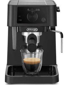 Καφετιέρα Espresso Delonghi Stilosa EC235.BK Ημιαυτόματη, Αλεσμένος, 1100W, 15bar