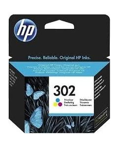 Μελάνι HP 302 Tri-Color F6U65AE 634731