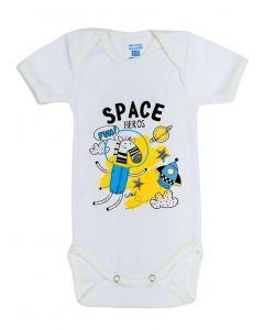 Βρεφικό Φορμάκι 0-36 μηνών  Space Heros -Elina