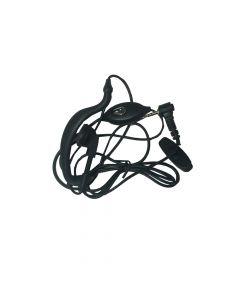 Ακουστικό για Walkie Talkie T48 και T388 Headset - L16.052