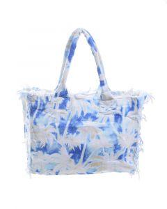 Τσάντα Θαλάσσης με Φοίνικες - 5-42-346-0034