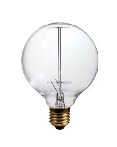 KW-G40-CSC E27 60W 240V B3 - 77-2186 - Home Lighting