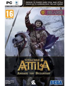 Total War: Attila - RISE OF BYZANTIUM PC 1.18.01.22.058