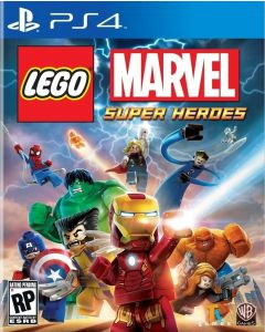 LEGO MARVEL SUPERHEROES PS4 1.12.74.01.001
