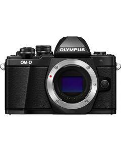Olympus E-M10 Mark II black BODY Micro FT Camera 9.00.03.03.035 V207050BE000