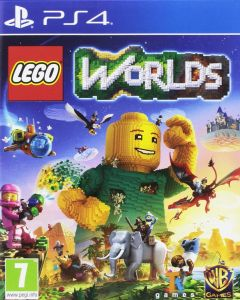 LEGO WORLDS PS4 1.12.74.01.028