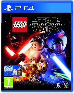 LEGO STAR WARS: THE FORCE AWAKENS PS4 1.12.74.01.019