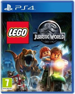 LEGO JURASSIC WORLD PS4 1.12.74.01.016