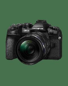 Olympus E-M1II Body black + EZ-M1240PRO black  incl. Charger, Battery & Lens Hood 9.01.03.03.106 V207061BE000