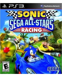 SONIC & SEGA ALL STARS RACING PS3 1.14.01.10.003