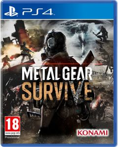 METAL GEAR: SURVIVE PS4 1.12.07.01.010
