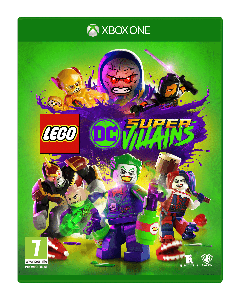 LEGO DC SUPER-VILLAINS XONE 1.19.74.05.013 1000717317