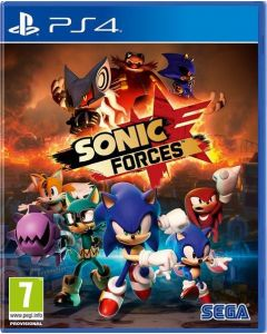 SONIC FORCES PS4 1.12.01.21.006