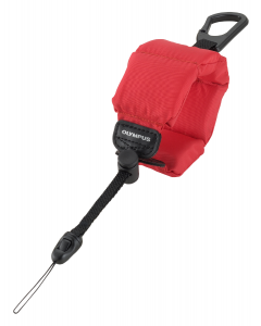 Olympus CHS-09 Floating Handstrap (red) for Tough series 9.03.02.12.106 V610041RW000