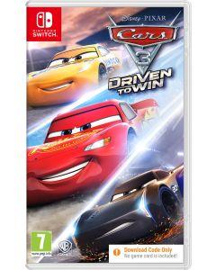 Cars 3 (Code in a box) SWITCH 1.10.74.01.045 1000776491