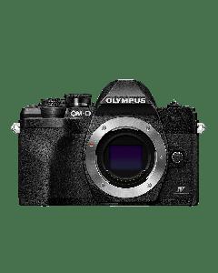 Olympus E-M10 IV Camera Body black, BLS-50, F-5AC USB-AC Adapter, USB cable, Shoulder Strap 9.01.03.03.138 V207130BE000