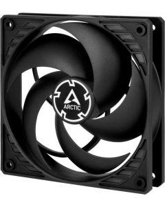 Arctic P12 PWM PST (black/black) - 120 mm PWM PST Case Fan 2.35.64.00.039 ACFAN00120A