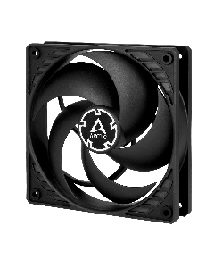 Arctic P12 PWM (black/black) - 120 mm PWM Case Fan 2.35.64.00.038 ACFAN00119A
