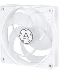 Arctic P14 PWM PST (White/Transparent) - 140mm Pressure optimized case fan 2.35.64.00.061 ACFAN00221A