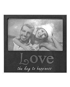 ΚΟΡΝΙΖΑ ΜΑΥΡΗ LOVE 10x15cm Homie 321848 12-1828