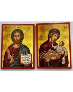 ΘΡΗΣΚΕΥΤΙΚΗ ΕΙΚΟΝΑ  20x15cm Homie 32508 12-488