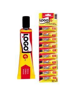 ΚΟΛΛΑ LOGO G 10ml LOGO 65ΑΔ10 19-13