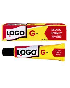 ΚΟΛΛΑ LOGO G  38ml LOGO 65ΑΔ30 19-136