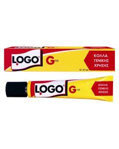 ΚΟΛΛΑ LOGO 21ml LOGO 65ΑΔ20 19-239