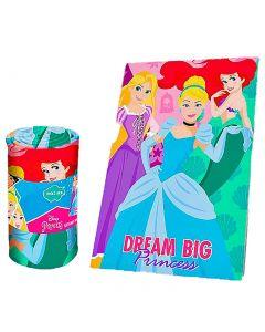 ΚΟΥΒΕΡΤΑ PRINCESS 150x100cm Disney 8435507840453 20-1238
