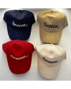 ΚΑΠΕΛΟ ΤΖΟΚΕΥ GREECE  SUMMERtiempo 622391 42-2371