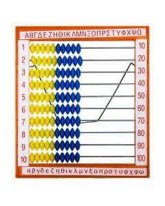 ΑΡΙΘΜΗΤΗΡΙΟ 20x18cm Justnote 702040 50-2020