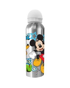 ΠΑΓΟΥΡΙ ΜΕΤΑΛΛΙΚΟ  MICKEY 21x6,5cm   500ml CREATIVE CONCEPTS 4020-7715M 50-2310