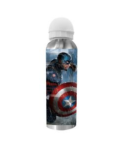 ΠΑΓΟΥΡΙ ΜΕΤΑΛΛΙΚΟ AVENGERS 500ml 21x6,5cm   500ml CREATIVE CONCEPTS 4020-6212 50-2452