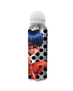 ΠΑΓΟΥΡΙ ΜΕΤΑΛΛΙΚΟ LADY BUG 500ml 21x6,5cm   500ml CREATIVE CONCEPTS 4020-7151M 50-2453