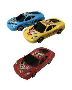 ΑΥΤΟΚΙΝΗΤΟ ΚΟΥΠΕ FRICTION 24cm ToyMarkt 902178 70-2158