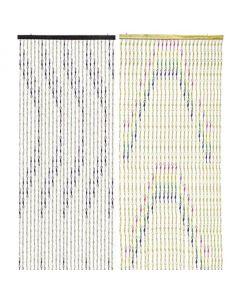 ΚΟΥΡΤΙΝΑ  ΠΟΡΤΑΣ ΣΧΟΙΝΕΝΙΑ 180x90cm Homie 101271 81-251