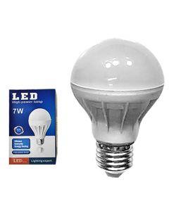 ΛΑΜΠΑ ΓΛΟΜΠΟΣ LED 7W (ΘΕΡΜΟΣ ΦΩΤΙΣΜΟΣ)   108170 88-150