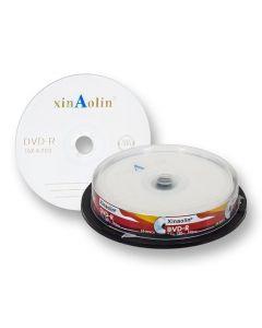 DVD ΣΕ ΘΗΚΗ ΓΙΑ 10 DVD  Justnote 10932 89-12