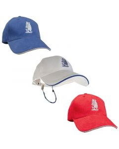 Καπέλο 'Τζόκεϊ', Mπλε