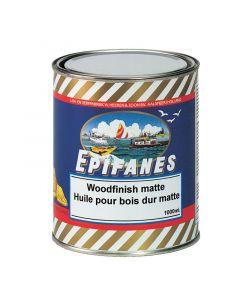 Βερνίκι διαφανές Epifanes, για ξύλινες επιφάνειες, ματ, 1lt
