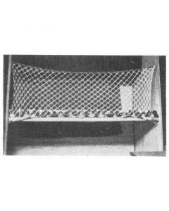Δίχτυ για ρέλια με θηλιές 25mm
