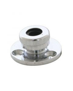 Έξοδος καλωδίου, στεγανή, για καλώδιο 6mm(1/4''), βάση 38 mm