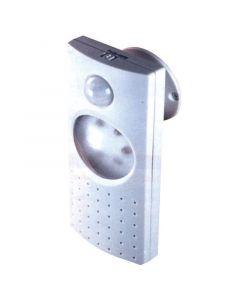 Πλαφονιέρα, LED, με αισθητήρα κίνησης & φωτός