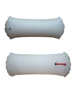 Μπαλόνι Πλαϊνό για Optimist από PVC, max πίεση αέρα 0,5PSI, 41x100cm, γκρι.