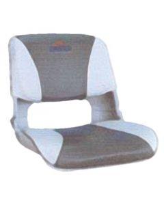Κάθισμα Skipper, με μαξιλάρι ανοιχτό γκρι/ανθρακί, Springfield