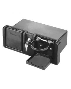 Ντουλαπάκι πλαστικό με υποδοχή για κούπα 300x100x189mm