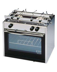 Κουζίνα με φούρνο & 2 εστίες, 450x390x370mm, 21kg